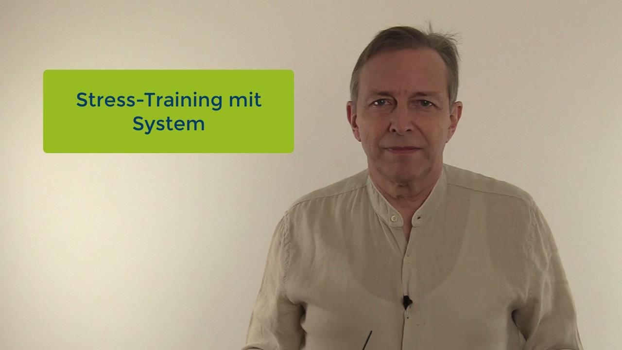 Fachgebiet Stress-Management mit System